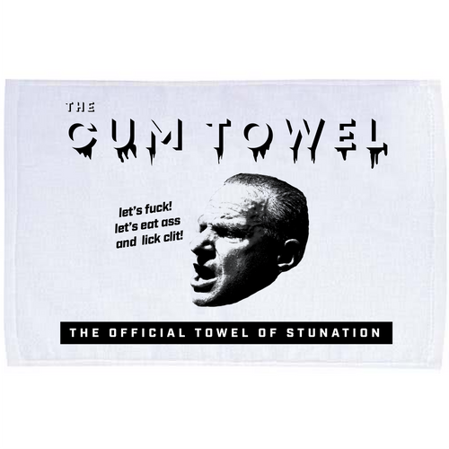 Limited Edition Cum Towel