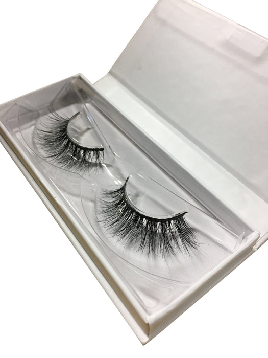 3D126 3D Reusable Premium Mink Strip Lash