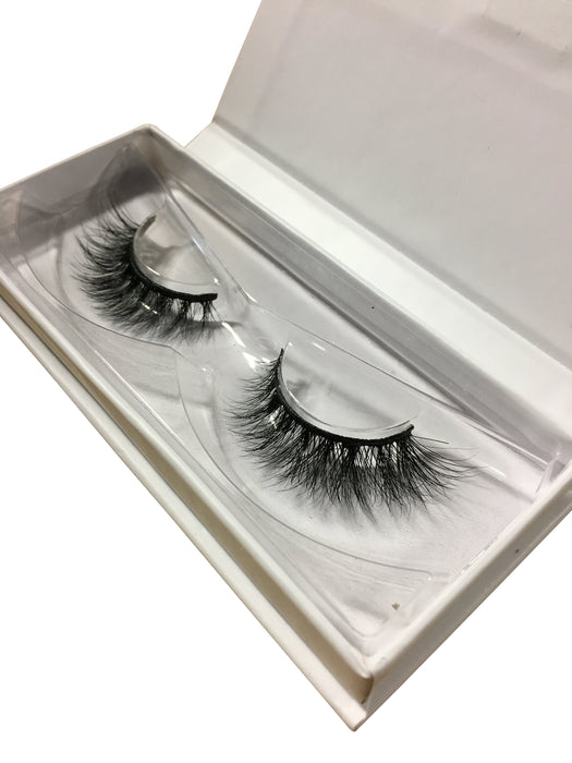 3D233 3D Reusable Premium Mink Strip Lash