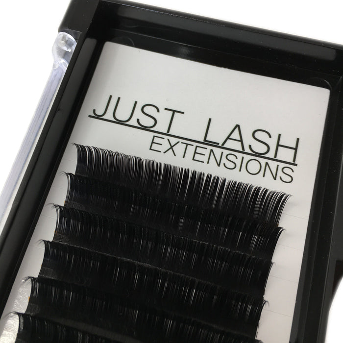 CC Curl Premium Single Lash Tray