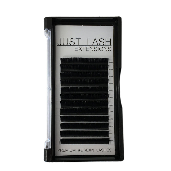 DD Curl Premium Single Lash Tray 0.25 Thickness