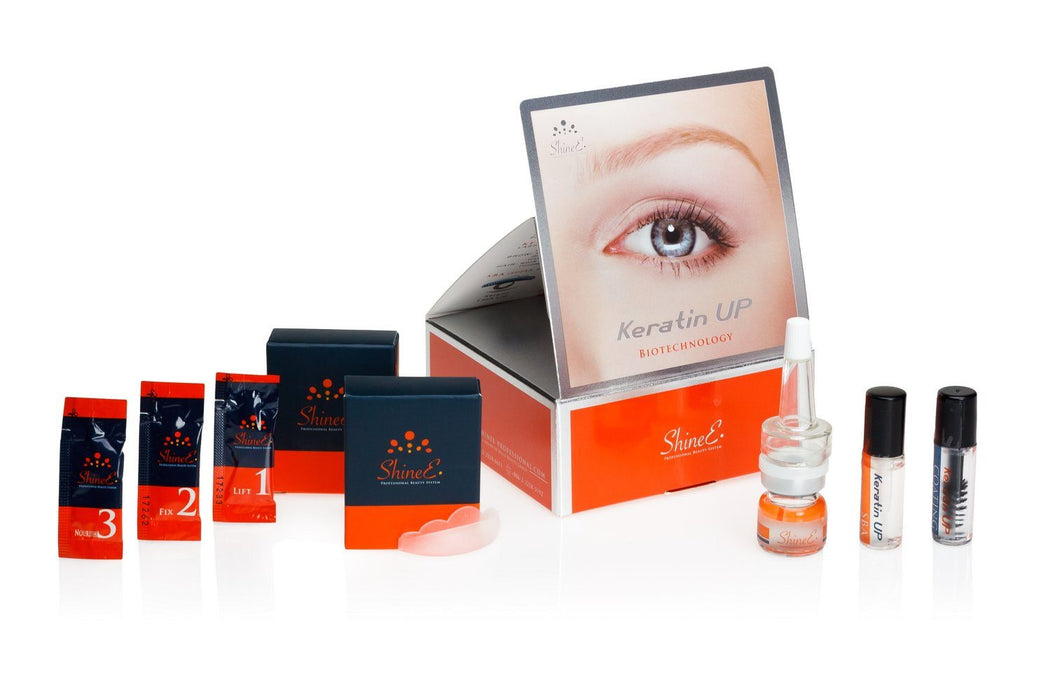 KeratinUP Lash Lift 10in1 Kit with Growth Mascara