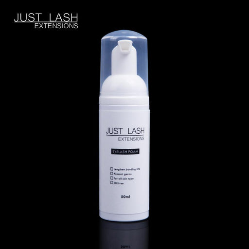 Just Lash Eyelash Shampoo Foam 50ml
