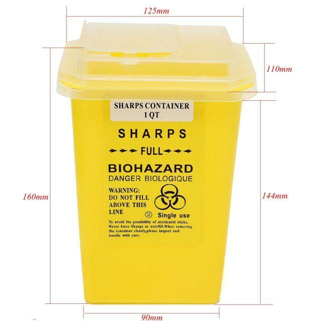 Sharps Container 1QT