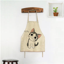 Lovely Funny Novelty Cat Cheeky Kitchen Cooking Apron