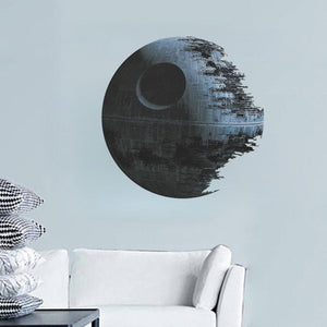 Hot Sale Death Star ARTWORK  Wall Sticker Wallpaper