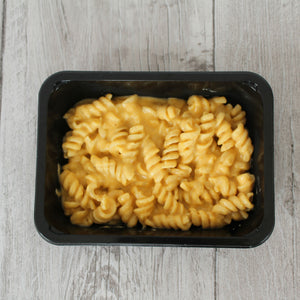 Cheesey Pasta Springs with hidden veg