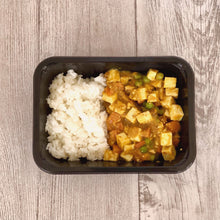 Veggie Curry in a Hurry with Jasmine Rice