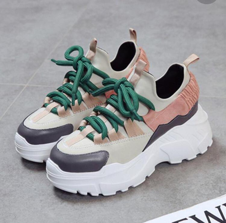 5 Sneaker Trends Every Fashion Girl Will Be Wearing In 2019
