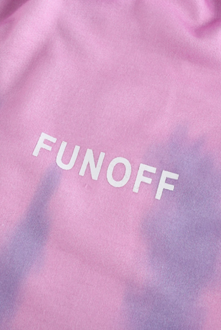 Image of 'FUNOFF' Shorts