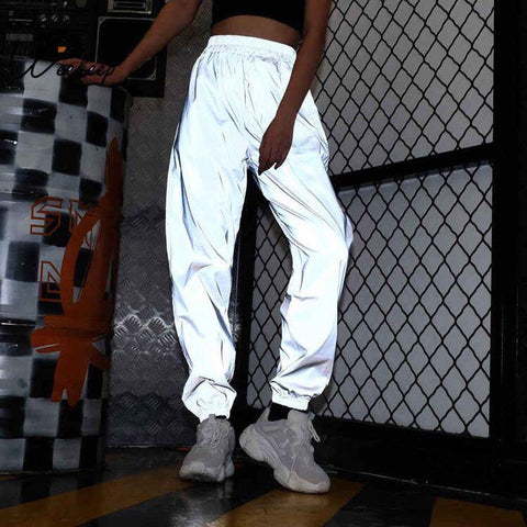 Image of Reflective Pants