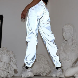 'Shine Bright Like A Diamond' Reflective Pants