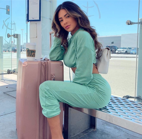 Image of 'Fresh Mint' Tracksuit