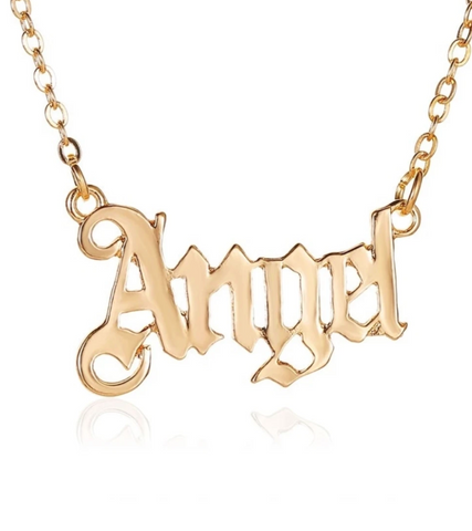 Image of 'Angel' Necklace