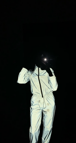Reflective Active Spring/Autumn Jacket