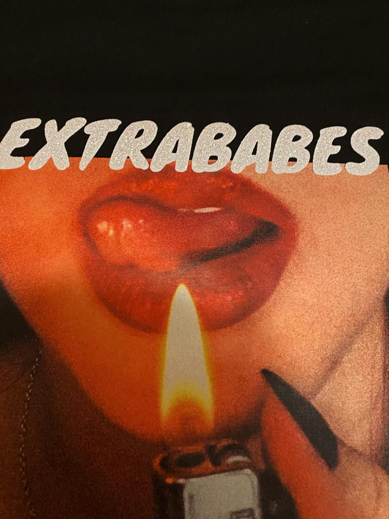 'EXTRABABES VINTAGE LOVE' T-Shirt