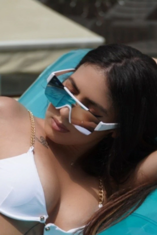 Image of 'Mirror' Sunglasses