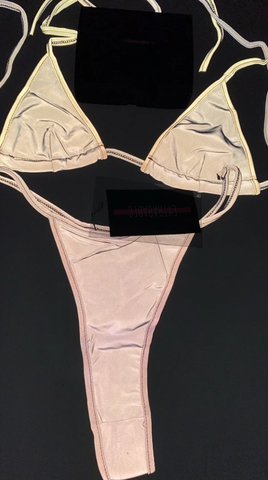 Image of Reflective Swimsuit