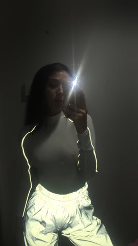 Reflective Bodysuit