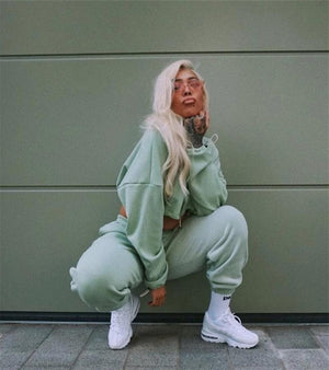 Fresh Mint Tracksuit