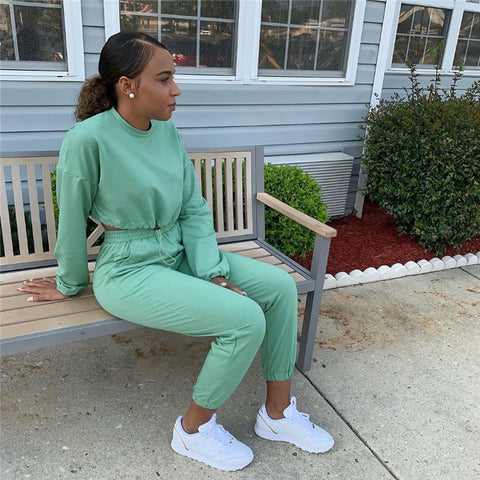 'Fresh Mint' Tracksuit