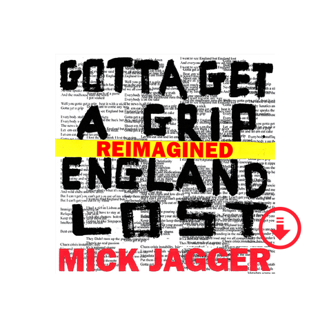 Gotta Get A Grip / England Lost – Reimagined