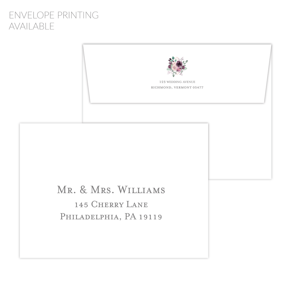 Invitation | The Emily Wedding Collection