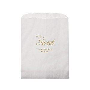Favor Bags - Personalized Favor/Goodie Bags | Piper Wedding Collection