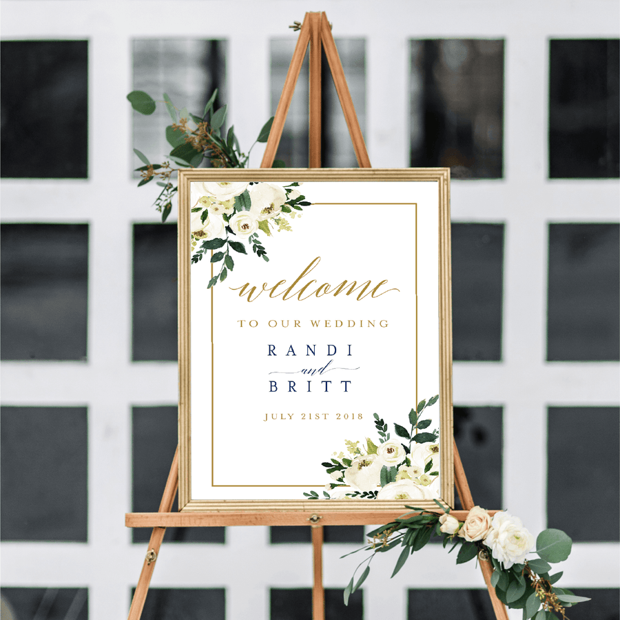 Welcome Prints - Wedding Welcome Print