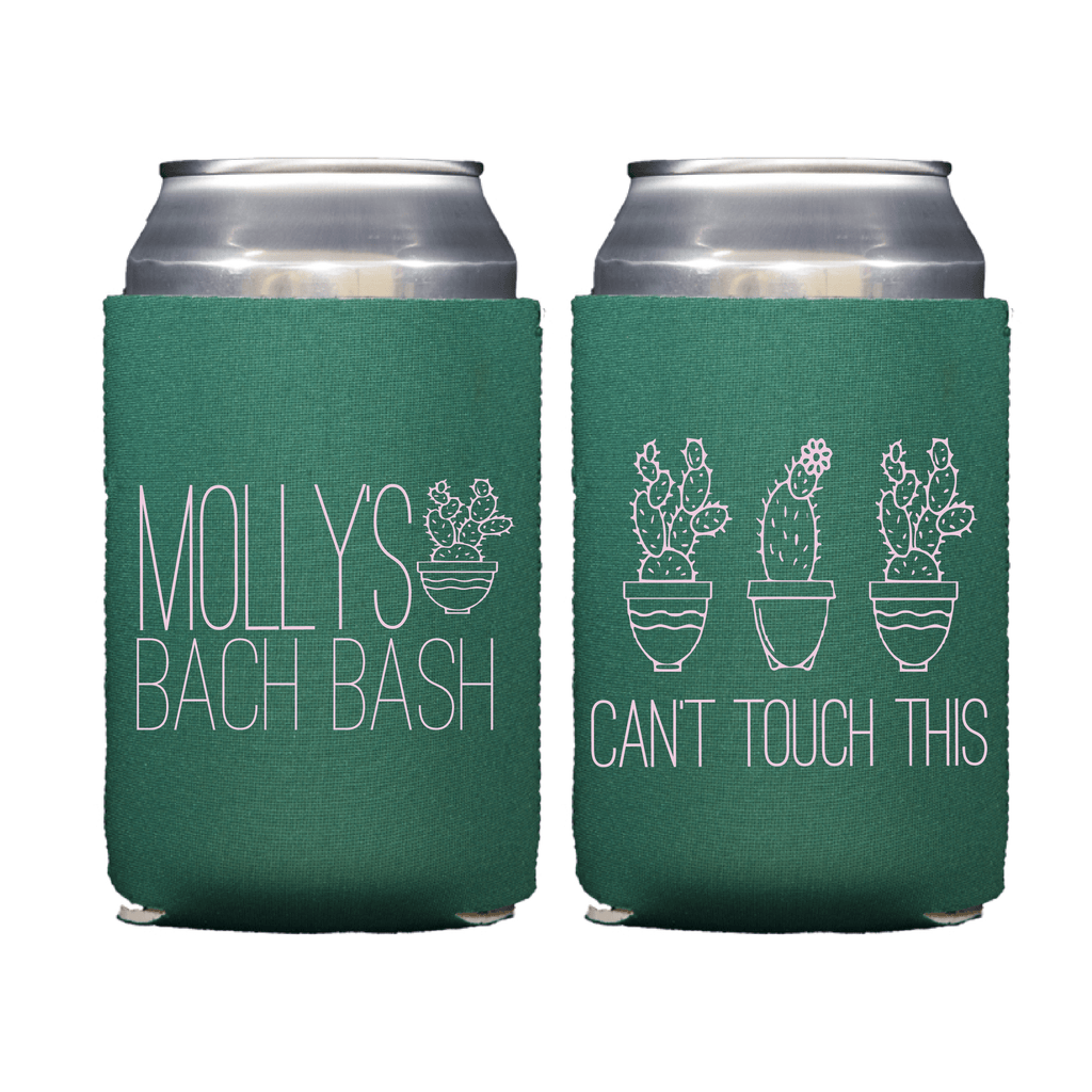 Can't Touch This Bachelorette Can Cooler