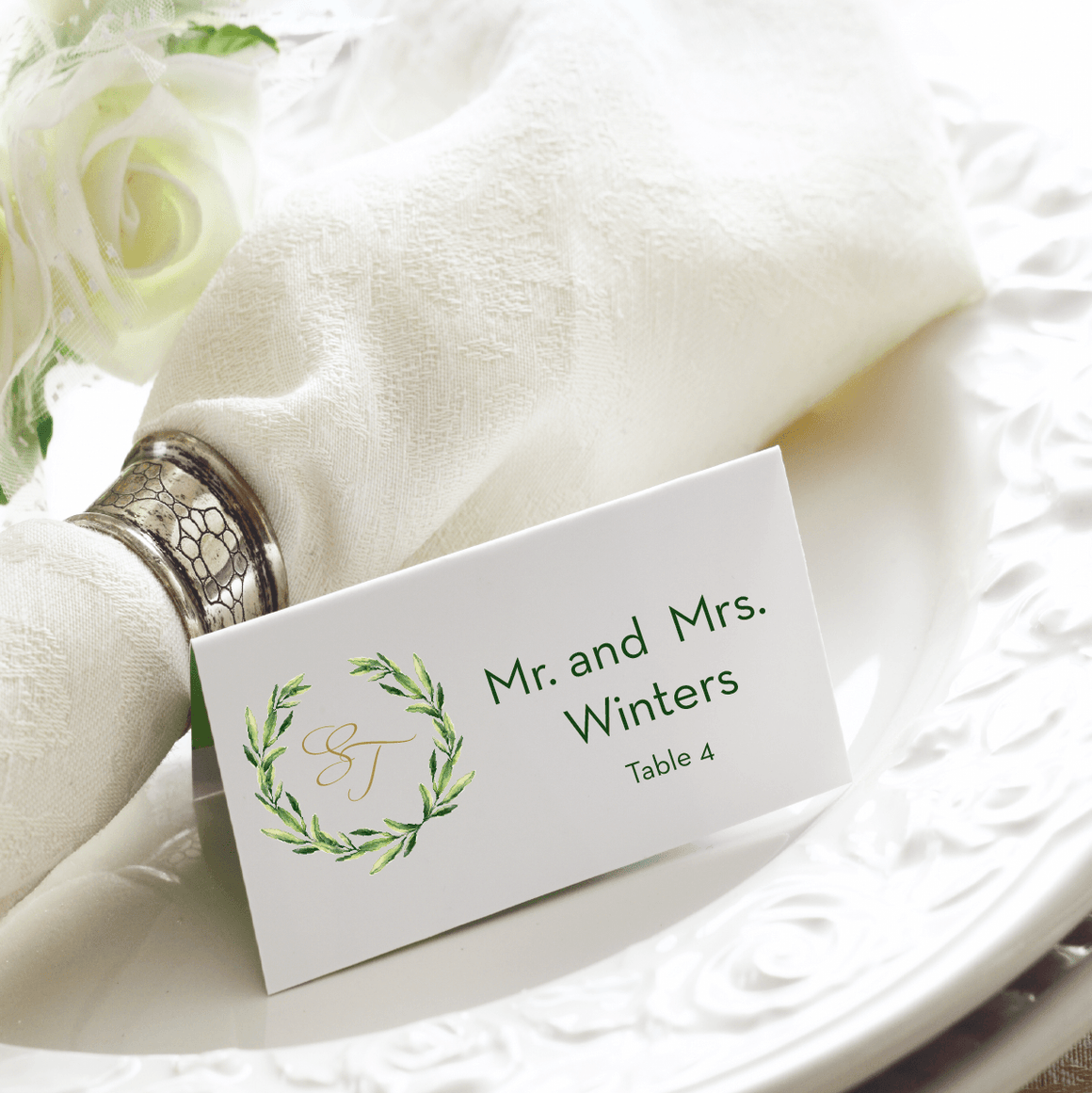 Place Cards - Place Cards | Piper Wedding Collection