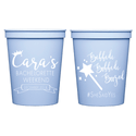 Bibbidi Bobbidi Boozed Weekend Stadium Cups