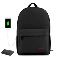 BOOSTING - Classic Backpack with USB Charging Port