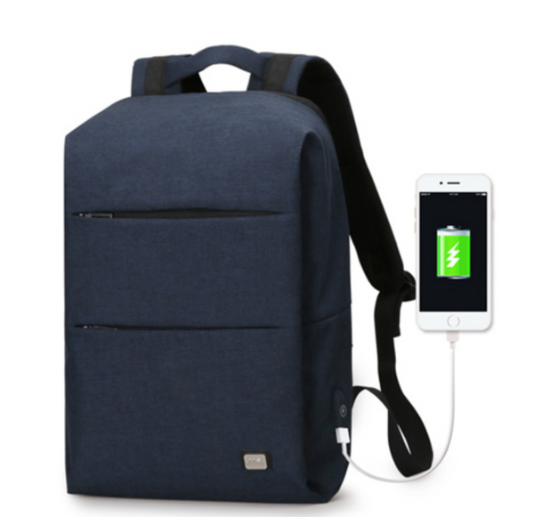 BOOSTING - Premium Waterproof Backpack with USB Charging Port