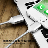 BOOSTING - Nylon Braided Magnetic Charging Cable For iPhone