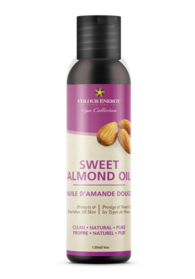 Sweet Almond Oil.