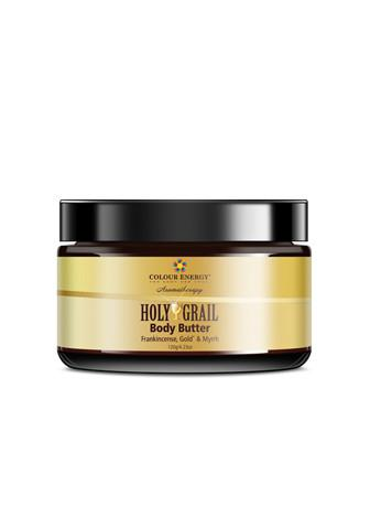 Holy Grail Body Butter with Frankincense and Myrrh.