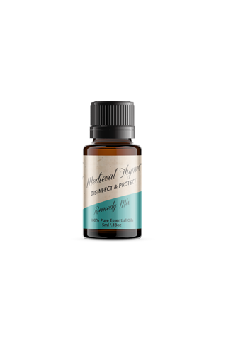 Medieval Thymes Pure Mix Essential Oil Blend.