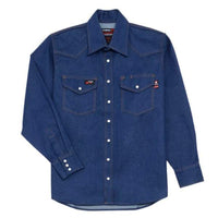 Forge FR Denim Snap Front Shirt