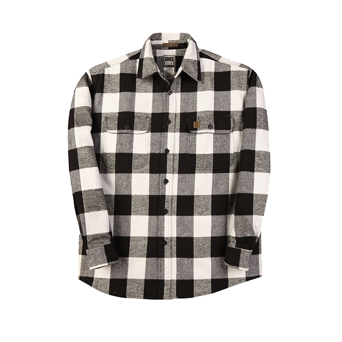 Big Bill Premium Flannel Work Shirt #121