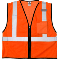 ML Kishigo Economy Class 2 Mesh Safety Vest
