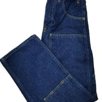 Prison Blues Double Knee work jeans blue denim made in the USA