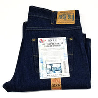 Prison Blues Heavy Duty Rinsed Basic Relaxed Fit Jeans