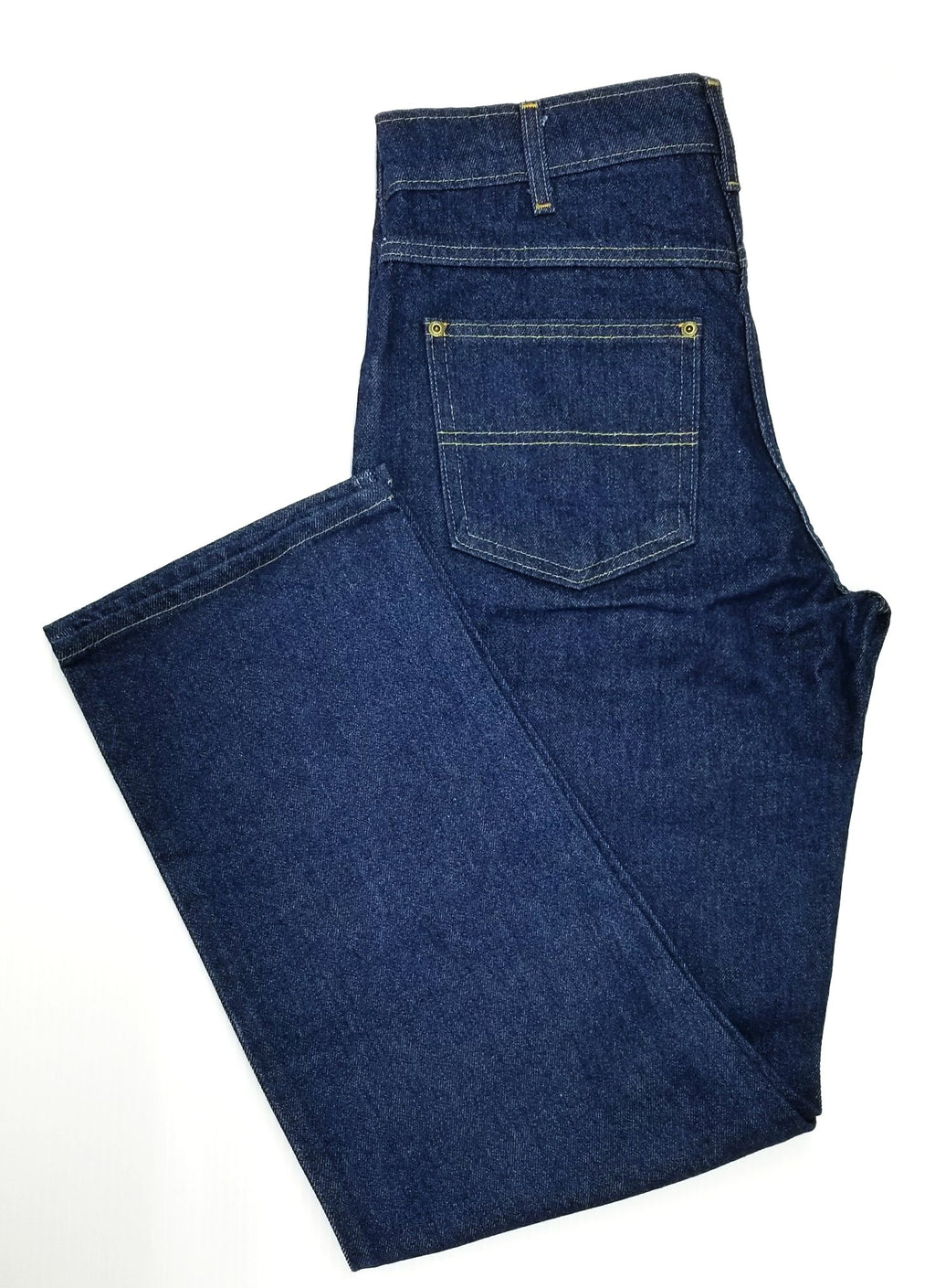 Prison Blues Denim Relaxed Jeans Made in the USA