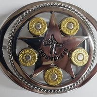 .357 Shells W/ The Iron-Worker Star #BW-IW357