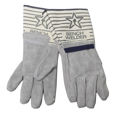 North Star Bench Welder Leather Gloves #6995