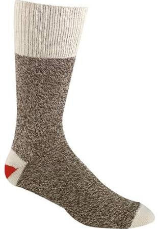 Fox River Red Heel Monkey Sock