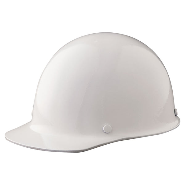 White Skullgard Hard Hat