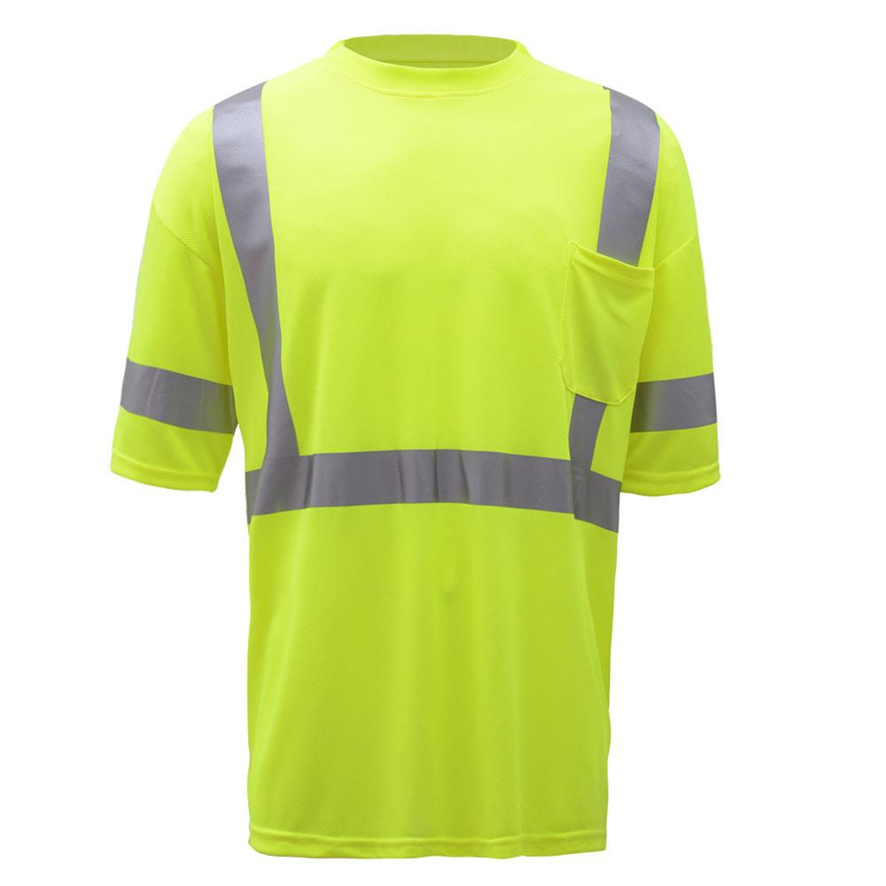 GSS High Visibility Wicking T-Shirt Class 3