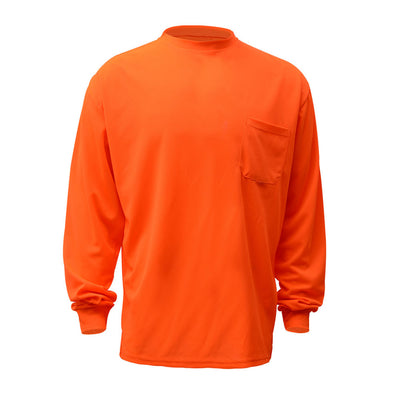 GSS Safety Moisture Wicking Long Sleeve Shirt